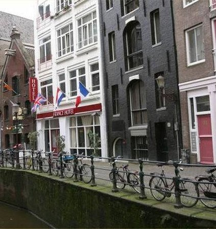 Photo of France Hotel Amsterdam