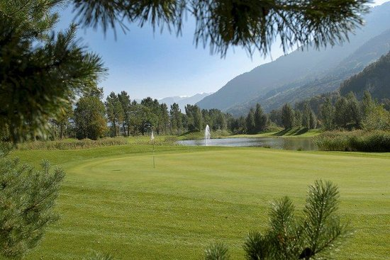 Bad Ragaz, Suisse : Golf Heidiland 