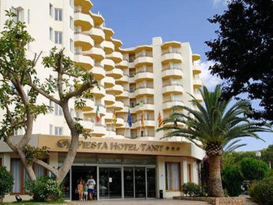 Fiesta Hotel Tanit: Exterior