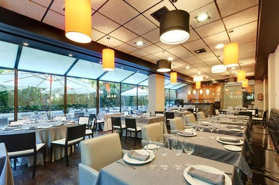 Tryp Diana : Normal BTRYPDiana Restaurant
