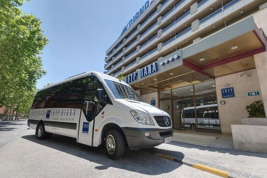 Tryp Diana : Normal TRYPDiana General Aeroport Transfer