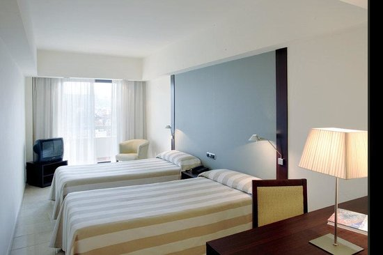 Expo Hotel Barcelona : Guest Room Executive