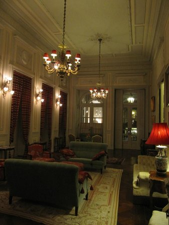 Pestana Palace Hotel & National Monument: Entrance room (1st floor)
