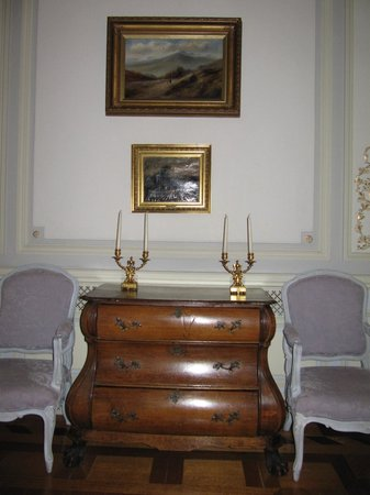 Pestana Palace Hotel & National Monument: D. Manuel Suite - elements of decor