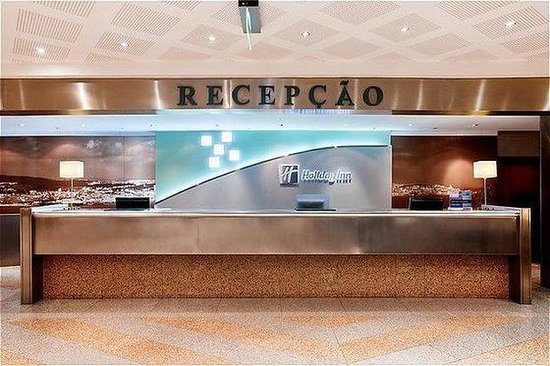 Holiday Inn Lisbon - Continental : Reception