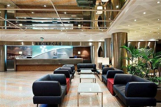 Holiday Inn Lisbon - Continental : May your Holiday Inn experience begin!