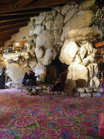 Discrete Madonna Inn