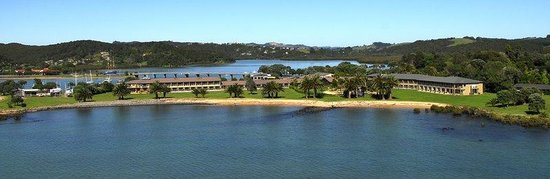 Copthorne Hotel & Resort Bay of Islands: Exterior
