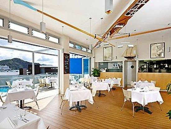 Mercure Picton Marlborough Sounds: Restaurant