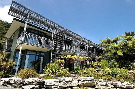 Punakaiki, Nuova Zelanda: Eco Suite