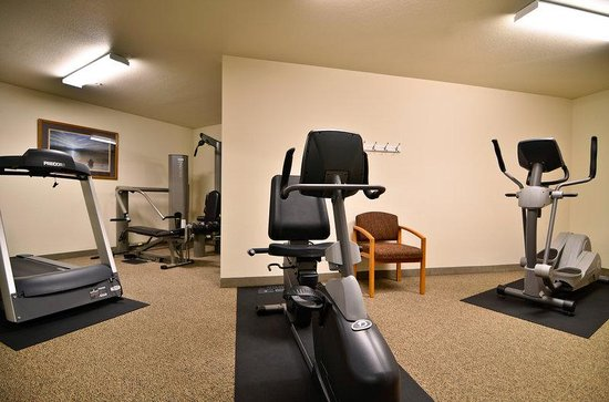 BEST WESTERN PLUS Edmonds Harbor Inn: Fitness Center