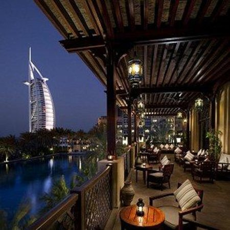 Dar Al Masyaf at Madinat Jumeirah : Madinat Jumeirah Bahri Bar Terrace