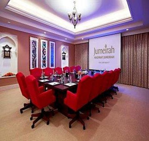 Dar Al Masyaf at Madinat Jumeirah : Madinat Jumeirah Meeting Room