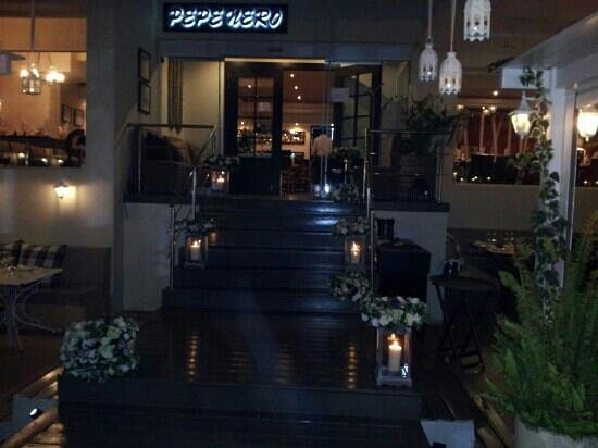Glyfada, Grecia: pepe nero italian food kyprou11 st.tel 2108945581