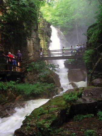 Holderness,  : Flume Gorge