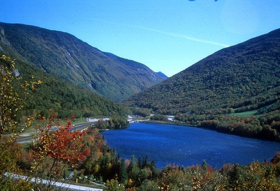 The Manor on Golden Pond: Franconia Notch
