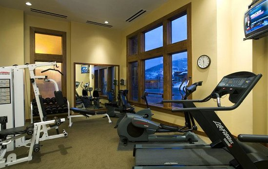 Sundial Lodge at Canyons Resort: Sundial Fitness Room