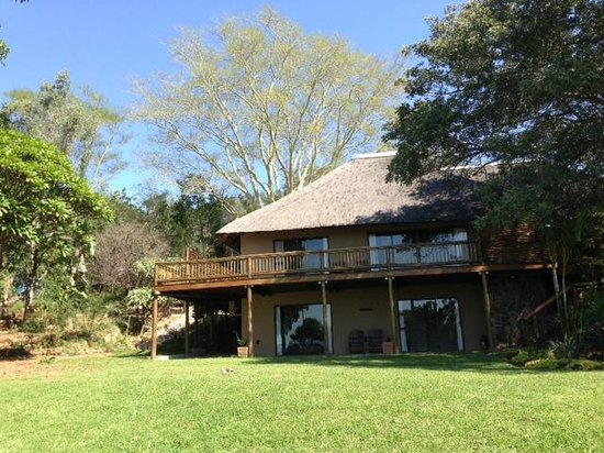 Balule Private Game Reserve,  : View of Porcupine (ground floor)