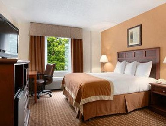 Baymont Inn & Suites Branson-On the Strip: Standard King Bedroom