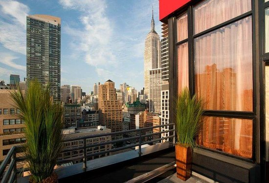 Doubletree Hotel Chelsea New York City: Exterior View - Roof Top