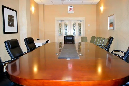 The Hotel Acadiana : Boardroom