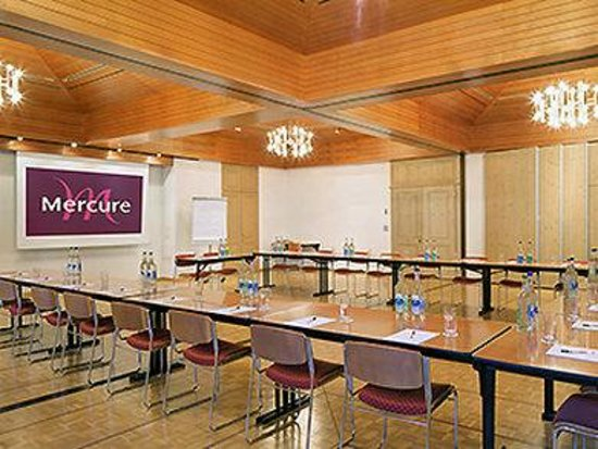 Mercure Bristol Leukerbad: Meeting Room