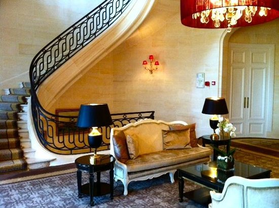Tiara Chateau Hotel Mont Royal Chantilly: 1er étage