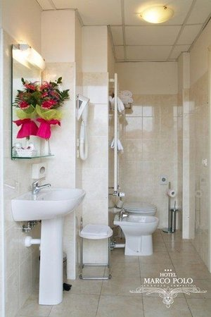 Campalto, Wochy: Bathroom