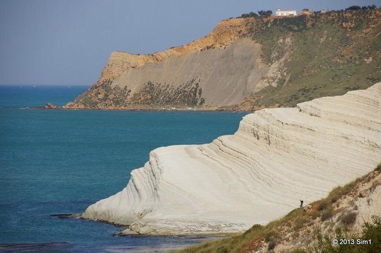 Realmonte, Italien: Scala dei Turchi