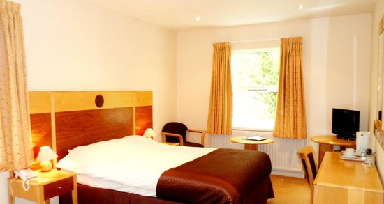 Grimsby, UK: Double Deluxe Bedroom