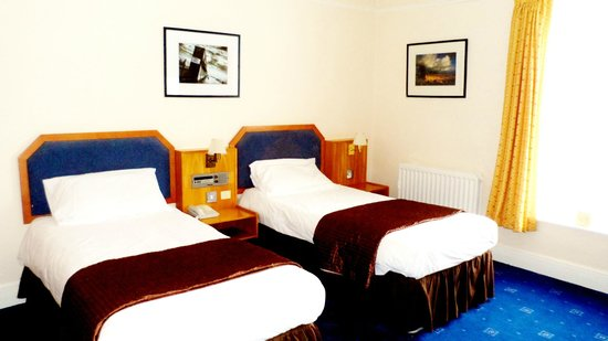 Grimsby, UK: Standard Twin Bedroom