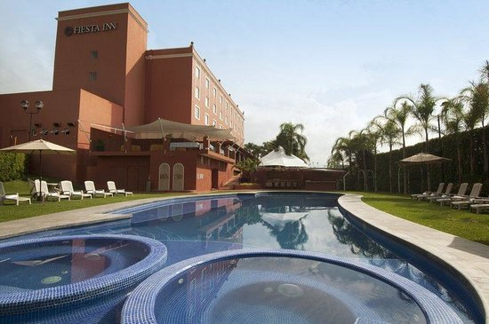 Fiesta Inn Cuernavaca: Swiming Pool