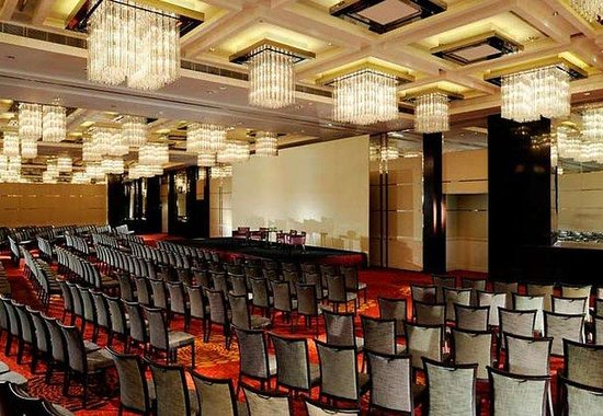Hong Kong SkyCity Marriott Hotel: Ballroom  Theatre Setup
