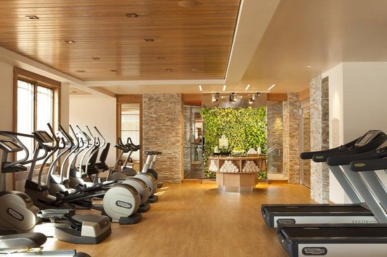 Waldorf Astoria Park City: Fitness Center