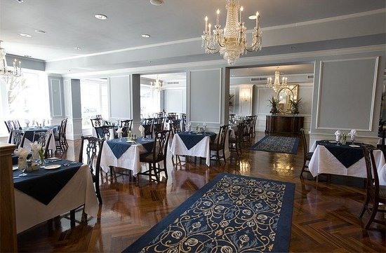 Berea, Кентукки: Bowling Dining Room at Boone Tavern Restaurant
