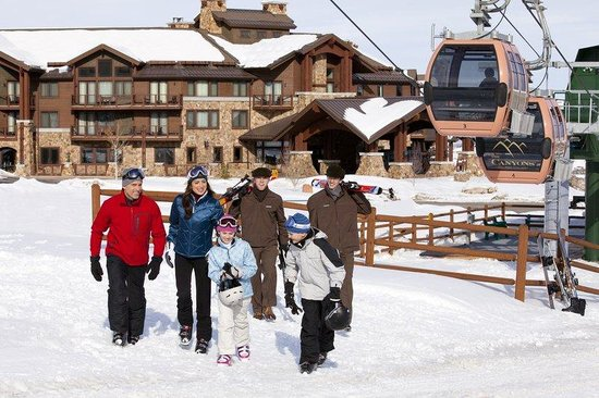 Waldorf Astoria Park City: Winter Activities