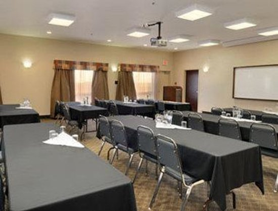 Drayton Valley, Canada: Meeting Room