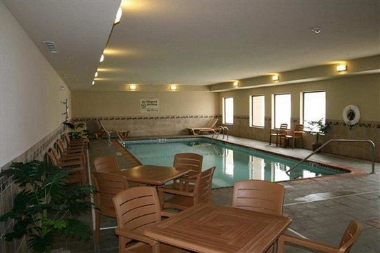 Cedar Rapids, IA: Indoor Pool