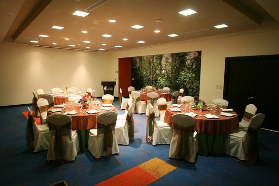 Hotel Indigo San Jose Forum Costa Rica: Rainforest Meeting Room