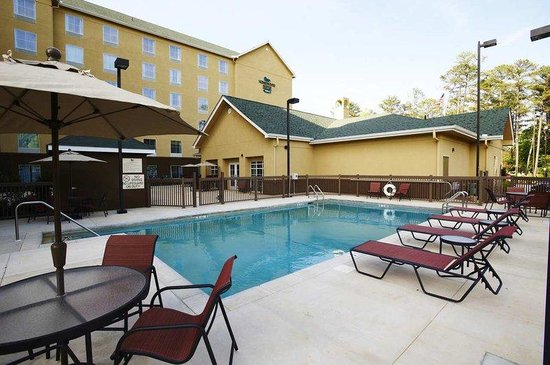 Homewood Suites by Hilton Birmingham-SW-Riverchase-Galleria: Pool
