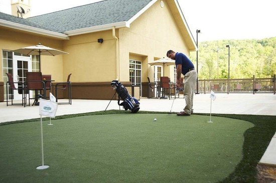 Homewood Suites by Hilton Birmingham-SW-Riverchase-Galleria: Putting Green