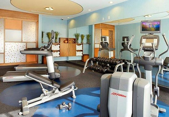 Webster, TX: Fitness Center