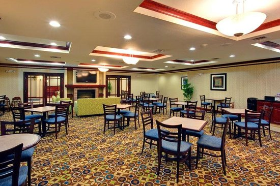 Holiday Inn Express Hotel & Suites Dewitt (Syracuse): Breakfast Area
