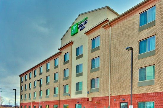 Holiday Inn Express Hotel & Suites Dewitt (Syracuse): Hotel Exterior