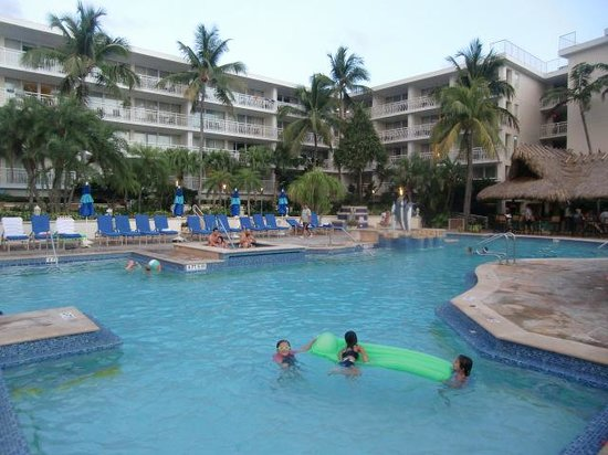 Marriott Key Largo Bay Beach Resort: Pool