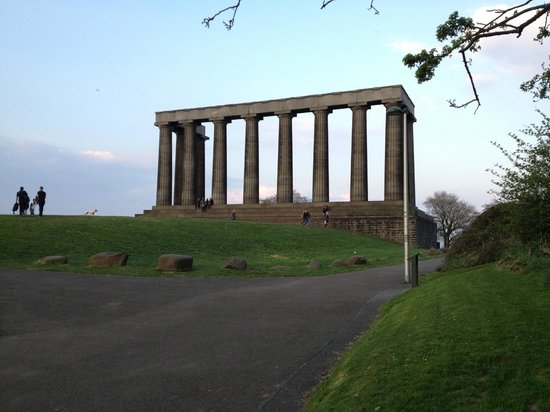 Apex Waterloo Place Hotel: Calton Hill
