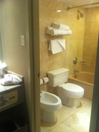Doubletree by Hilton Grand Hotel Biscayne Bay: Bathroom