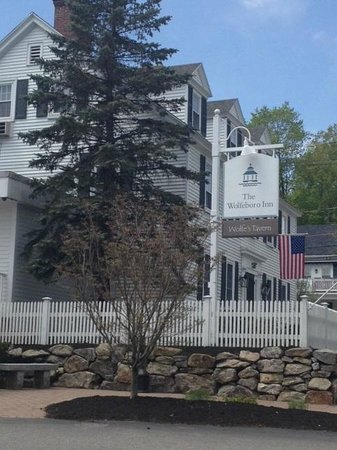 The Wolfeboro Inn: Great spot