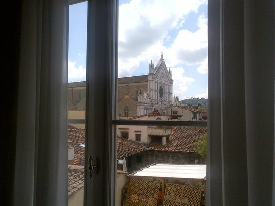 Relais Santa Croce: View from Junior Suite
