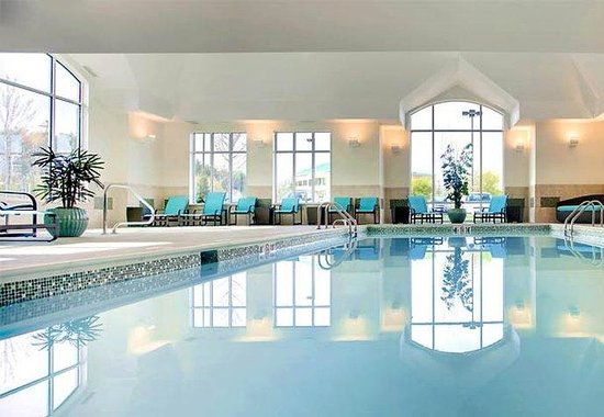 Residence Inn Baltimore Hunt Valley: Indoor Pool